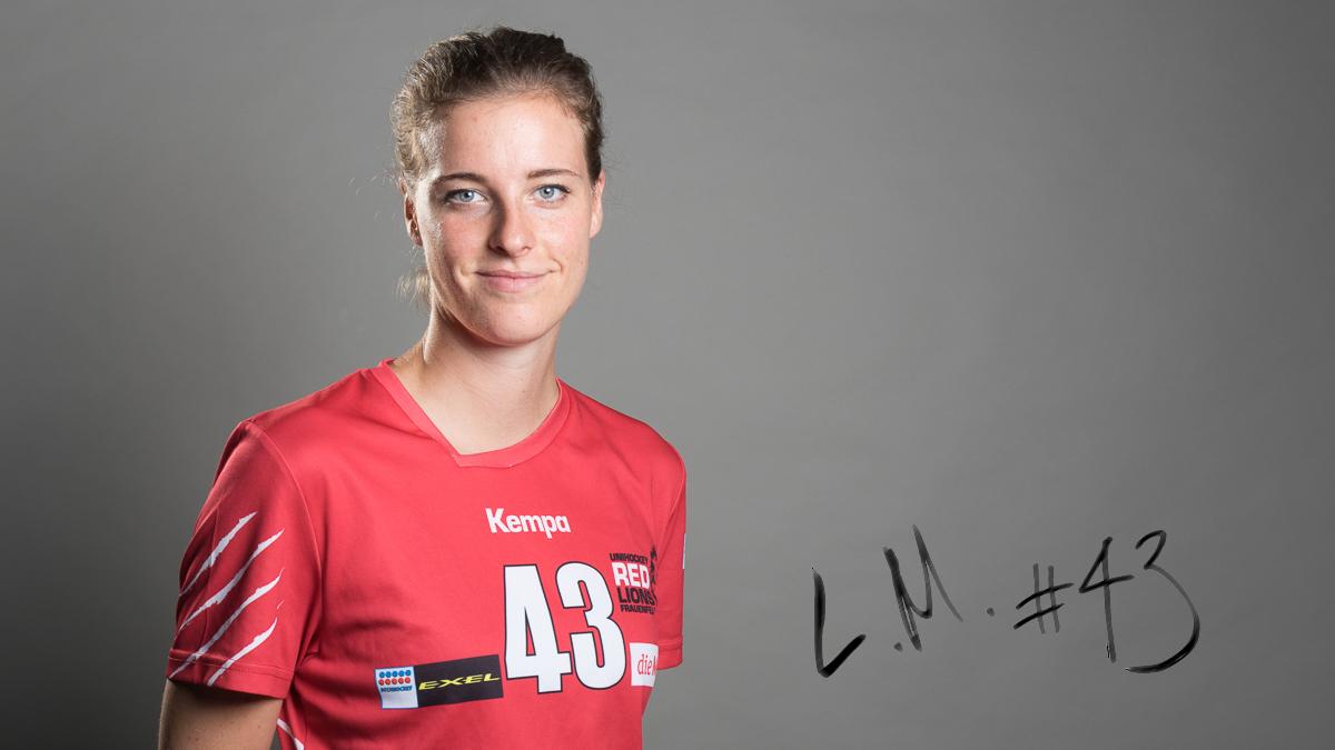 Bereits die 3. Saison bei den Frauenfelderinnen: Livia Müggler