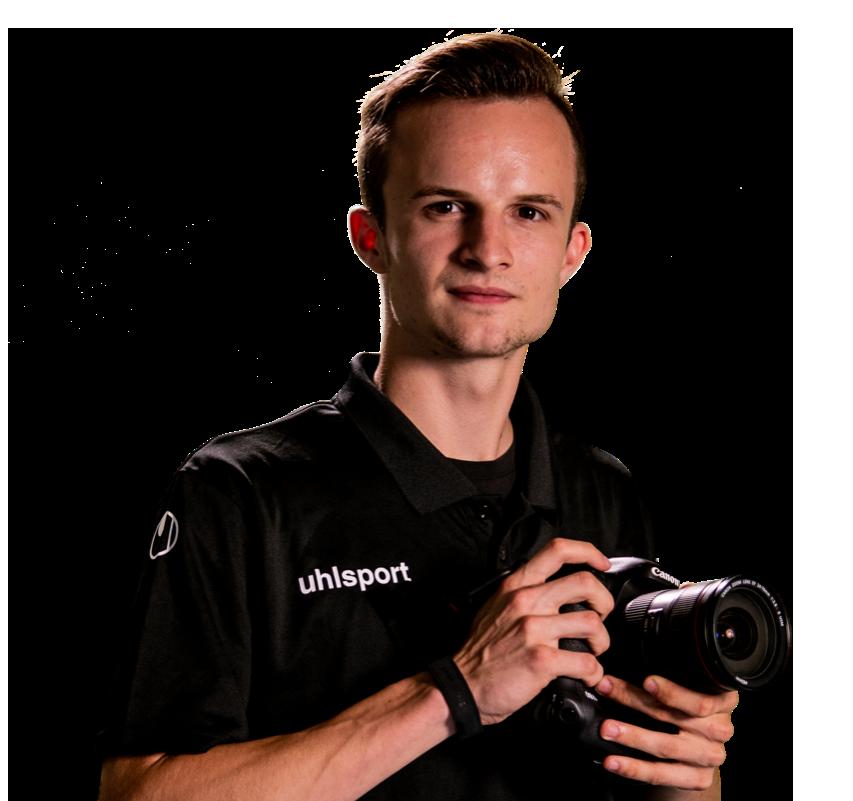 Sandro Schmuki's Leidenschaft gehört auch der Sportfotografie (Foto: zVg).