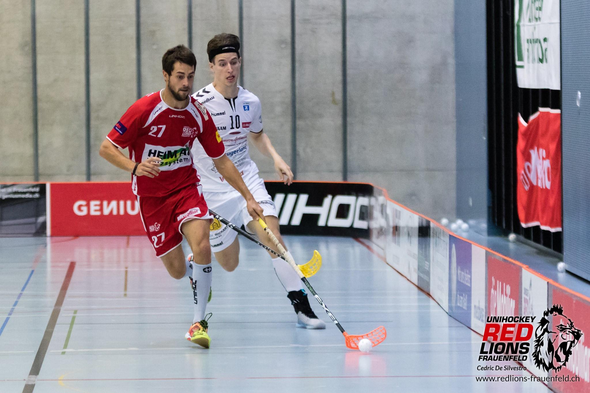 Schweizer Cup: Reds ärgern NLA-Vertreter Zug