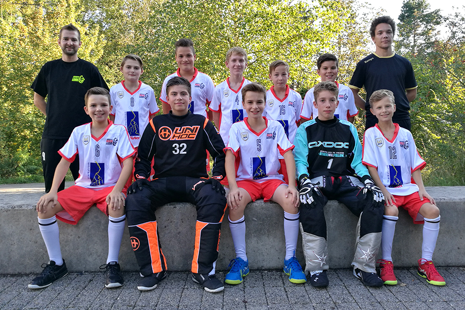 C-junioren DO ziehen in den TG-Cup Final