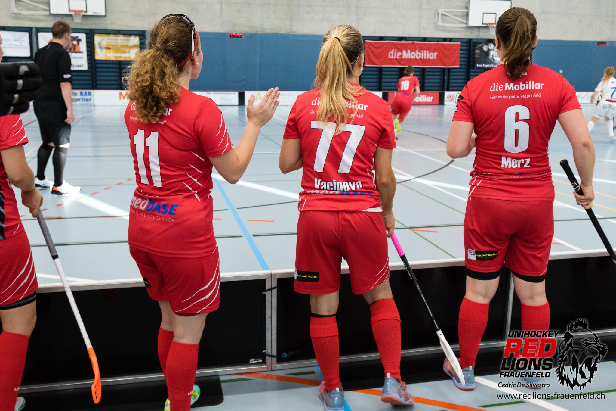 RED LIONS ZIEHEN IN NÄCHSTE CUP-RUNDE EIN