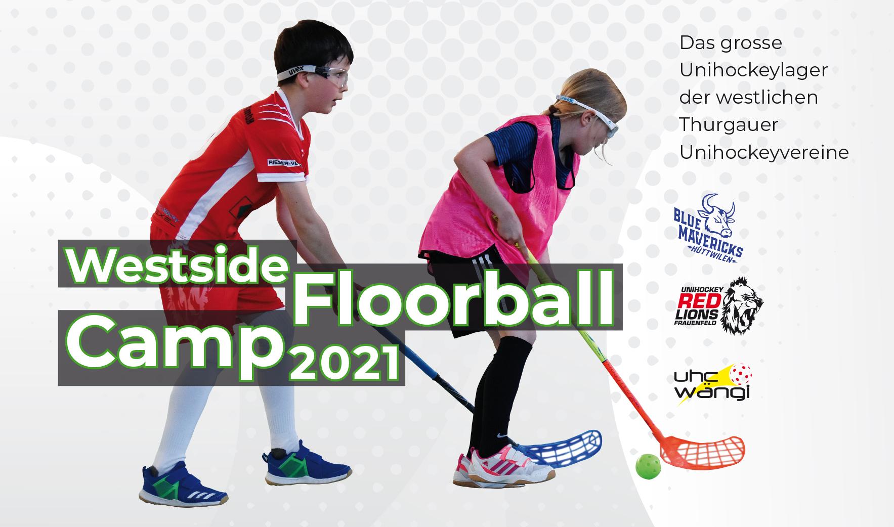 Nachwuchscamp: Erweitere deine Unihockey-Skills!