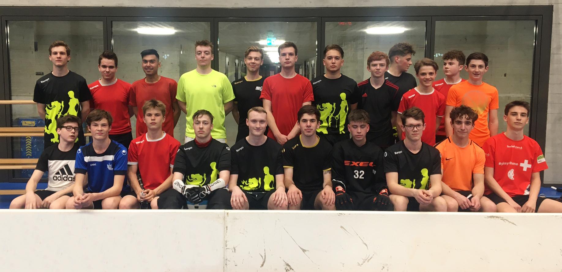 KEINe U18-JUNIOREN-Mannschaft IN DER SAISON 2021/22