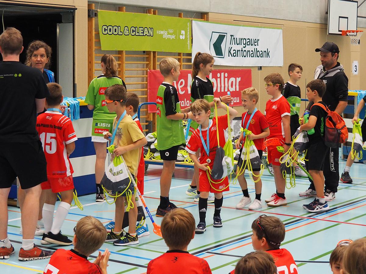 Äxgüsi-Turnier in Erlen
